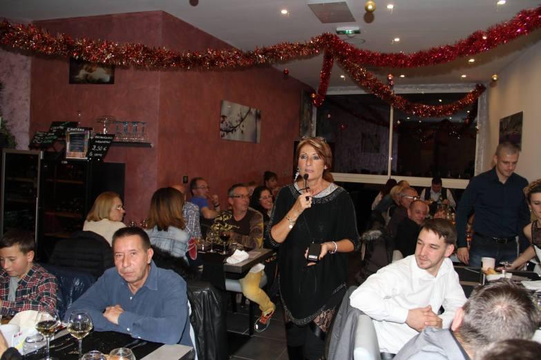 Repas Plaisir 2015, restaurant le Bouche à Oreille.