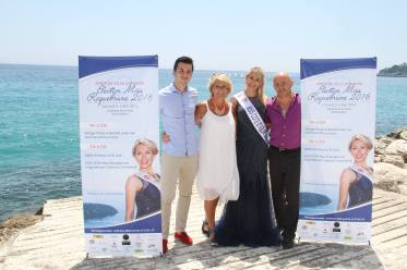 Organisation Miss Roquebrune Cap Martin 2016