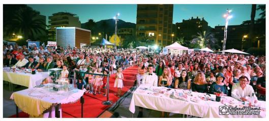 700 personnes présentes pour l'élection Miss Roquebrune Cap Martin 2016 !