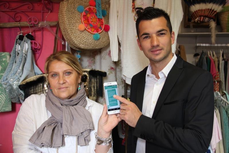 Anthony Malvault - SMS ALERTE PROMOS chez ton commerçant !